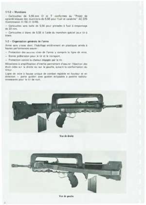 5g56 : F A M A S 5,56 Forgotten Weapons
