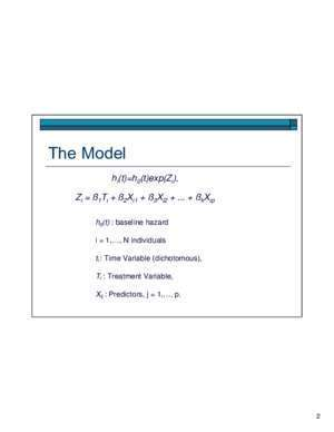 27983 : TAB 22 00 The Cox Proportional Hazards Model