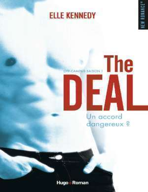 The goal off campus : The deal Saison 1 Off campus (NEW ROMANCE) (French Edition)