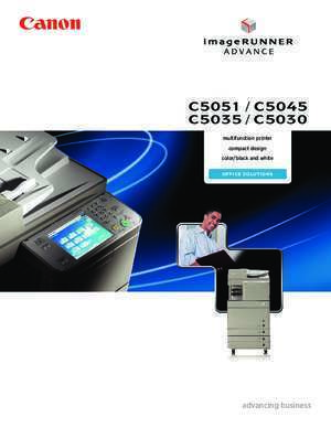 multifunction printer compact design color/black and white