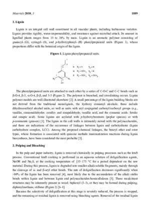 1888 1903 : Polyoxometalates in Oxidative Delignification of Chemical