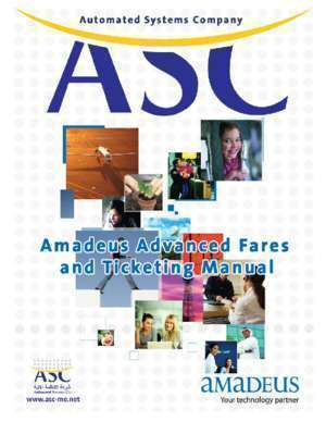 Guide lpo pdf : 11A Amadeus Advance Fares and Ticketing Training