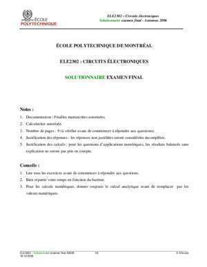 Bipolaire corrige exercice transistor 12 : Solution