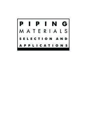 PIPING - Kalhour