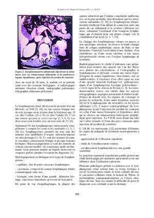 Renal : Le lymphangiome rénal Urofrance