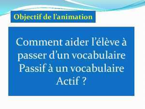 Vocabulaire cycle 3 - ac-grenoble.fr