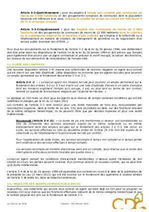 Agent de securite ccp : Agents contractuels CENTRE DE GESTION 61