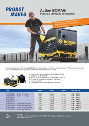 Action BOMAG