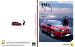 RENAULT CLIO RENAULT CLIO - Groupe BADER
