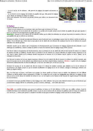 Carburateur zenith 28 if - Document PDF