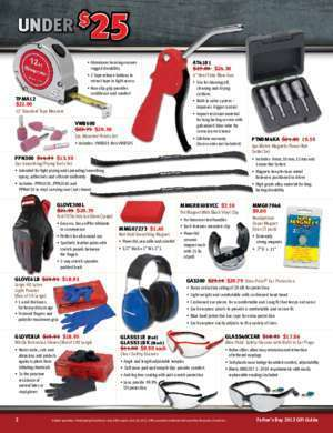 Gift Guide 2013 - Snap-on