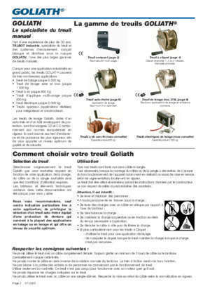 3 page 88 : Treuils Goliath Fr (Page 1) Riba Trailers
