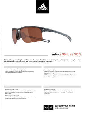 raylor a404 L / a405 S - adidas United States