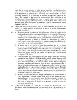 617 620 : 620 040 Duties of prosecutor, police, and cabinet
