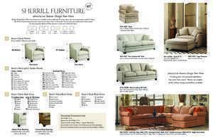 96rs : 9600 9700 Series Design Your Own Sherrill Furniture