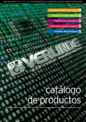 Nuestras referencias - Verlinde