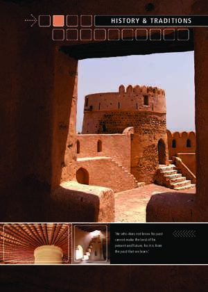 HISTORY & TRADITIONS - UAE News and information