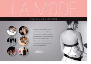 Catalogue Eyrolles 2014