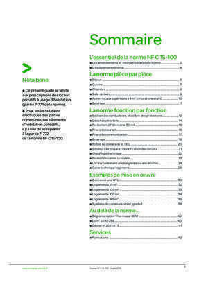 C 15 direction : Sommaire