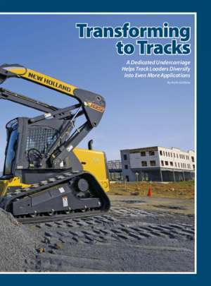 Track Loaders - Takeuchi