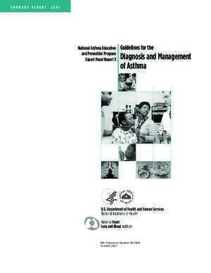 Astrazeneca : Expert Panel Report 3 Guidelines for the Diagnosis and