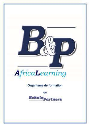 Audit fiscal et les nouvelles normes international 26 : Catalogue des formations 2015 2016 bekolo-partners com