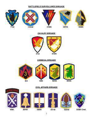409th : U S ARMY SHOULDER SLEEVE INSIGNIA AUTHORIZED