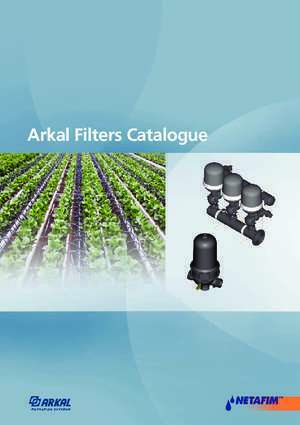Arkal : Arkal Filters Catalogue Global Riego