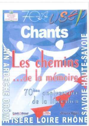 Je vole partition gratuite pdf : Livret_chants-2 pdf USEP74