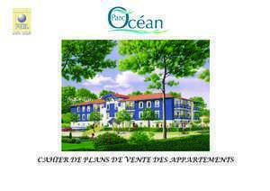 Cahier de plans type : Cahier de plans de vente des apparements Perl