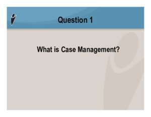845 case : Case Management Administration for Children and Families
