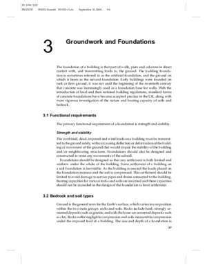 3 Groundwork and Foundations - Wiley: Home