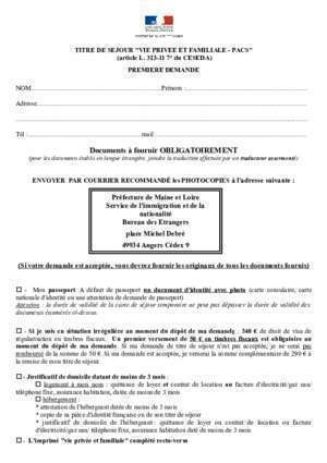 Attestation Non Polygamie Document Pdf