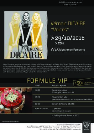 Attirera : FORMULE VIP wex be