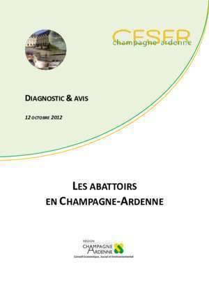 4 2012 ardenne : LES ABATTOIRS EN CHAMPAGNE-ARDENNE