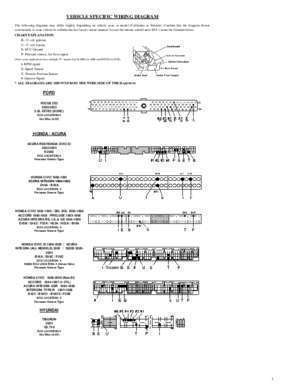1999 rta : VEHICLE SPECIFIC WIRING DIAGRAM Performance silvia