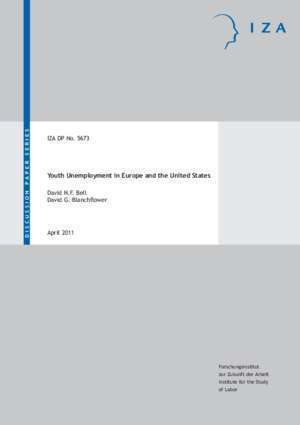 5673 6 : Youth Unemployment in Europe and the United States