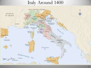 1400 1470 : Italy, 1200 to 1400 Franklin Township Public