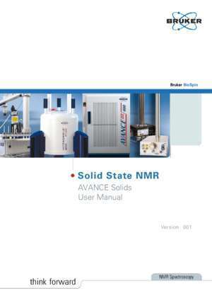 Solid State NMR - Pascal-Man