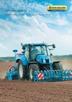 155 165 : NEW HOLLAND T6 quiers com
