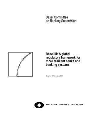 At1 : Basel Committee on Banking Supervision