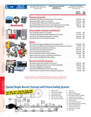 12 page 257 : COMBUSTION SAFETY AND EFFICIENCY CONTENTS 257