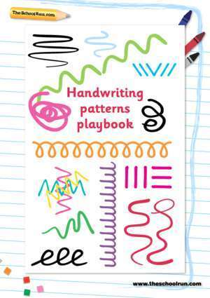 P34 : P12 National Handwriting Association