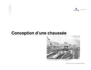 Calcul chausse : Dimensionnement de chaussée par méthode Bitume Québec