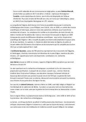 Senatus conssulte 1863 : Télécharger un extrait au format pdf Aouras société d études et de