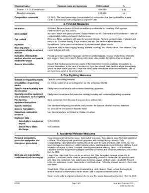 4300 : SAFETY DATA SHEET Nu-Calgon