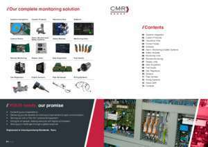 Diesel & Gas Engine Product Guide - CMR Group