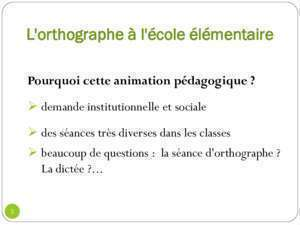 Accord gn : L ORTHOGRAPHE A L ECOLE ELEMENTAIRE ac-grenoble fr