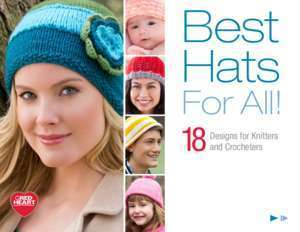 Best Hats Directory - Red Heart