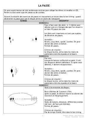 FPC Ultimate 2014- Panel d'exercices